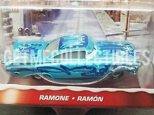 DISNEY PIXAR CARS WINTERTIME CRUISERS RAMONE 2021 METAL SAVE 6% GMC