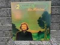 Van Morrison vintage vinyl double lp - 2 originals K86009 rock vinyl record