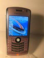 BlackBerry Pearl 8120 - Pink (Orange Network) Smartphone Mobile