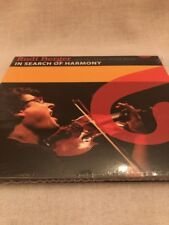 Rudi Berger and The Three World Band ~ In Search of Harmony (CD 2010)