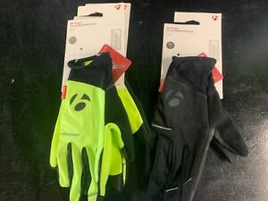 Bontrager Circuit Windshell Cycling Glove- Black or Yellow