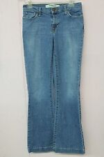 WOMENS JEANS BY MOSSIMO DENIM LONG & SLENDER -NICE JEANS-CUTE STYLE- SIZE 6