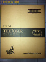 Ready! Hot Toys Batman 1989 - Joker Jack Nicholson DX14 Mime Version 1/6 Figure