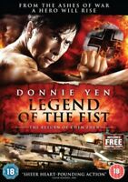Legend Of The Fist DVD Nuevo DVD (MTD5584)