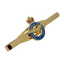 Royal Air Force Tie Clip in Gilt & Enamel
