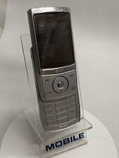 Lg KE500 Silver (Unlocked) Mobile Phone