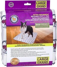 """PoochPad Extra Absorbent Reusable Potty Pad for Mature Dogs Large 30"""" x 32"""""""