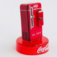 Coca Cola Graffiti Oldies Figure Collection #2Vending Machine KAIYODO Japan 2003