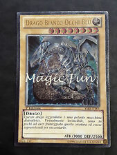 DRAGO BIANCO OCCHI BLU ULTIMATE YSKR-IT001 ITA YUGIOH YUGI YGO