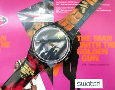 James Bond 007 SWATCH-The man with the golden gun-gb210-con cofanetto