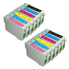 12 NON-OEM INK FOR EPSON T098 T099 #99 #98 ARTISAN 700 710 725 800 810 835 837