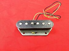 VINTAGE 1975 USA FENDER TELECASTER GUITAR BRIDGE PICKUP 1976 6.20K ORIGINAL