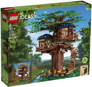 LEGO Ideas 21318 Tree House Building Kit 3036 Pcs
