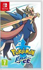 Jeux vidéo pour Nintendo Switch pokémon épée