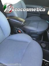 Bracciolo Premium per FIAT 500 L (2012-05/2017) colore NERO - appoggiabraccio
