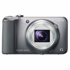 Sony Cyber-Shot DSC-H90 Digital Camera - Silver