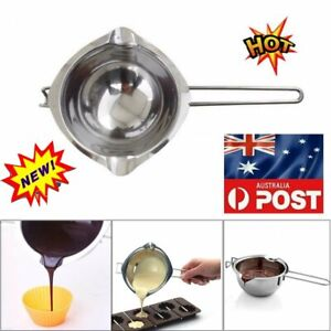 Stainless Steel Wax Melting Pot Double Boiler For DIY Wedding Scented Candle RO