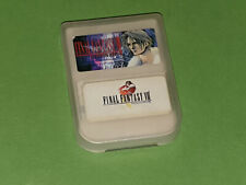 Official Sony Playstation 2 PS2 Stickered Memory Card Case - Final Fantasy VIII