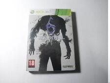 Resident Evil 6 Edition Steelbook Xbox 360 Neuf Sous Blister