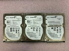 "Lot of 3, Seagate Momentus Thin 320GB 2.5"" Internal Hard Drives"