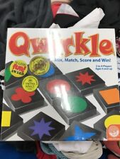 Qwirkle Mix, Match, Score and Win Game Mindware Factory Sealed