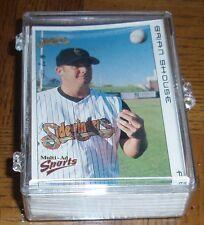 BRIAN SHOUSE-LOT OF 50 CARDS 1999 TUCSON SIDEWINDERS-MINORS-ARIZONA DIAMONDBACKS