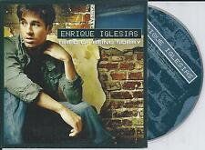 ENRIQUE IGLESIAS - Tired of being sorry CD SINGLE 2TR EU CARDSLEEVE 2007