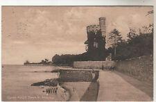 Appley Watch Tower Seaview - Photo Postcard 1921 / Isle of Wight