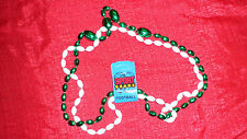New York Jets Team Colored Beads Necklace NFL