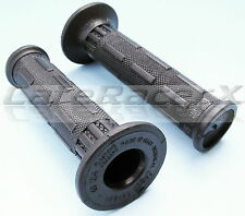 """Pro Grip 698xl 135mm Black Motorcycle Grips Closed End 7/8"""" Streetbike CafeRacer"""