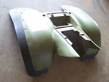 polaris sportsman 400 4x4 400l rear back green fenders fender cab 93 94 95 96 97