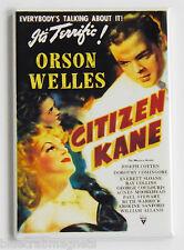 Citizen Kane Fridge Magnet (2 x 3 inches) movie poster orson welles