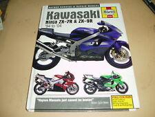KAWASAKI ZX750 ZX900 ZX  HAYNES WORKSHOP MANUAL
