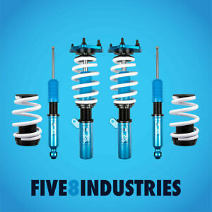 Five8 Industries For 16-20 Civic SI & 18-Up Accord Coilovers Height Adjustable