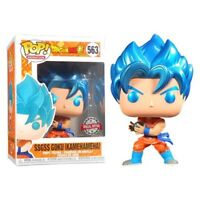 Funko Pop Vinyl Animation Dragon ball Super Ssgss Goku Kamehameha