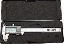 Calibre de nonio Electrónico Digital Con Pantalla Lcd
