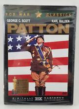 Patton DVD George C. Scott Karl Malden BRAND NEW! SEALED!