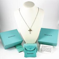 Collana Tiffany & Co Pendente in argento e oro 18 kt. Collezione Elsa Peretti®