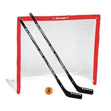 New Franklin Sports Nhl Goal Stick & Ball Set Free Shipping