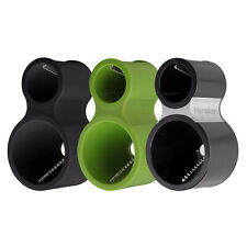 Microplane Vegetable Spiral Cutter - Black/Green/Stainless Steel