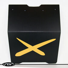 2013+  Ski Doo BLIZZARD / SPORT Snowmobile Snow Flap_ EXTREME YELLOW SNOW FLAP