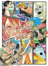One Piece ; agenda (édition 2022)