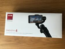 Zhiyun Smooth 4 3-Axis Handheld Gimbal Stabiliser for Smartphones - Black