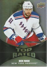 Rick Nash #TR-7 - 2016-17 Overtime - Top Rated