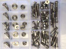 TITANIUM BOLT KIT KTM EXC 250 300 350 450 500 530 RRP $649 70pcs Ti Bolt
