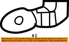 FORD OEM-Exterior Bulb F5DZ13466B