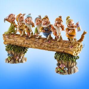 """Disney Traditions """"Homeward Bound"""" (7 Zwerge Baumstamm) - Jim Shore 4005434"""