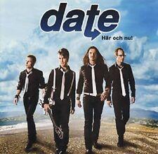 """Date - """"Här Och Nu!"""" - 2010"""