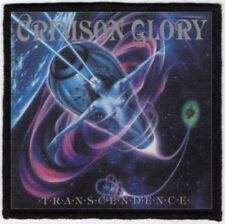 Crimson Glory Transcendence Printed Patch C053P Control Denied Iced Earth