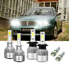Rover 75 Disco Rainbow LED /'Trade/' Wide Angle Side Light Beam Bulbs Pair Upgrade